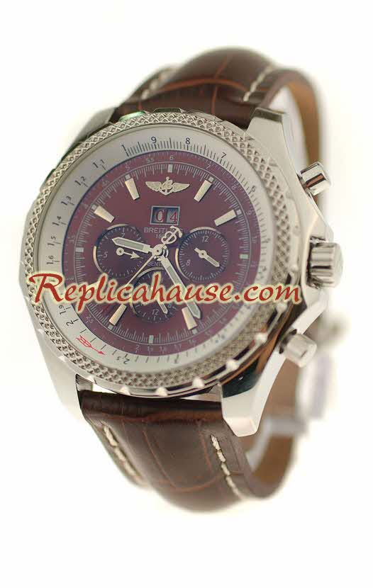 Breitling for Bentley Replica Watch 39