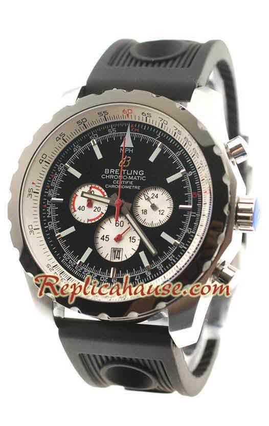 Breitling Chrono-Matic 49 Replica Watch 03