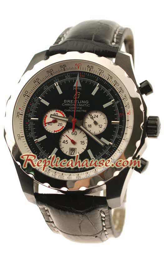 Breitling Chrono-Matic 49 Replica Watch 04