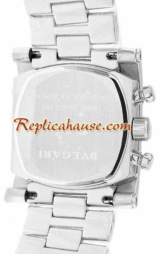 Bvlgari Assioma Chronograph Replica Watch 9