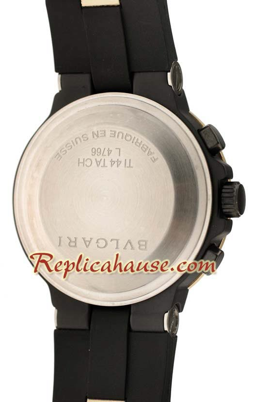 Bvlgari Scuba Swiss Body - Japanese Quartz Movement Replica Watch 04