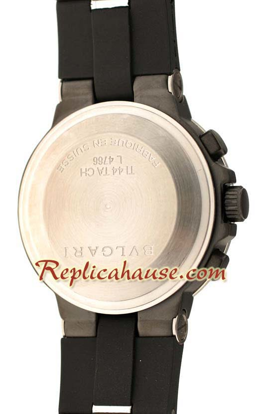 Bvlgari Scuba Swiss Body - Japanese Quartz Movement Replica Watch 09