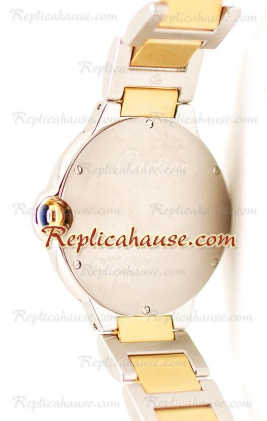 Cartier De Balloon Swiss Replica Watch - Mens 04