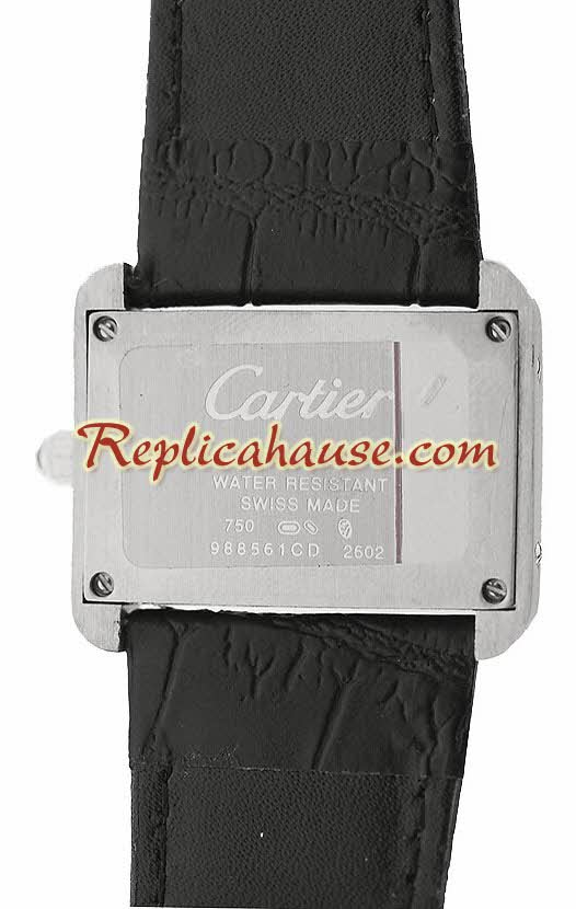 Cartier Divans Ladies Replica Watch 2