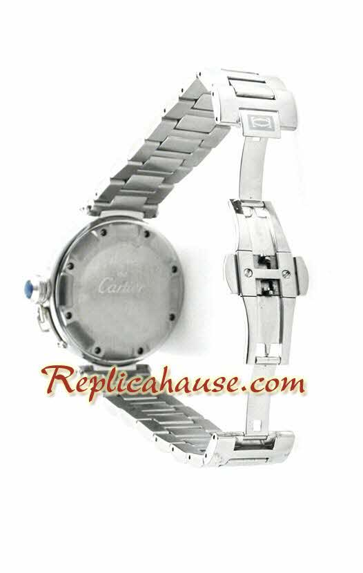 Cartier De Pasha Swiss Replica Watch 3