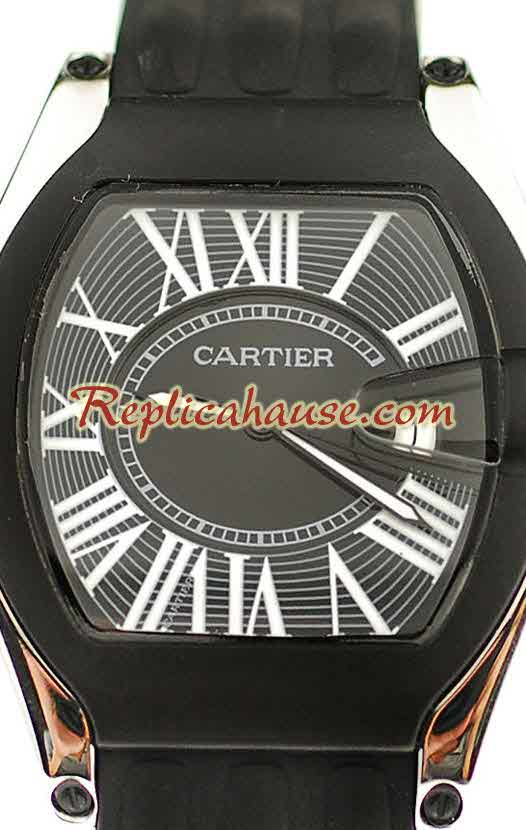 Cartier Roadster Replica Watch 14