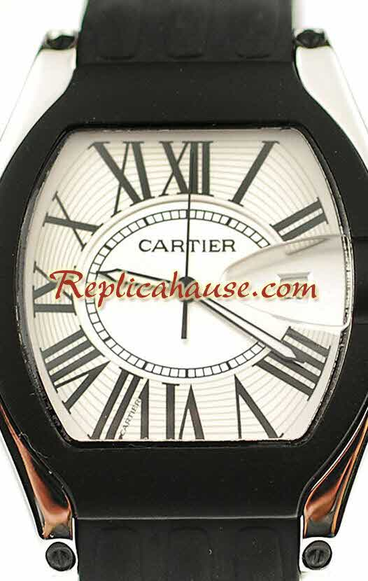 Cartier Roadster Replica Watch 15