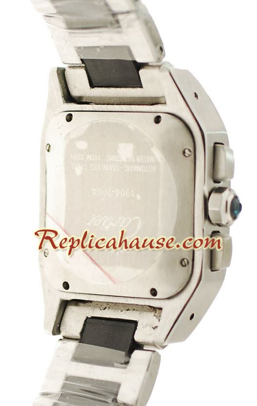 Cartier Santos 100 Replica Watch 07