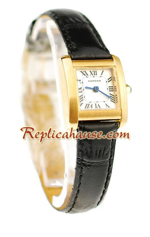 Cartier Tank Ladies Replica Watch 2