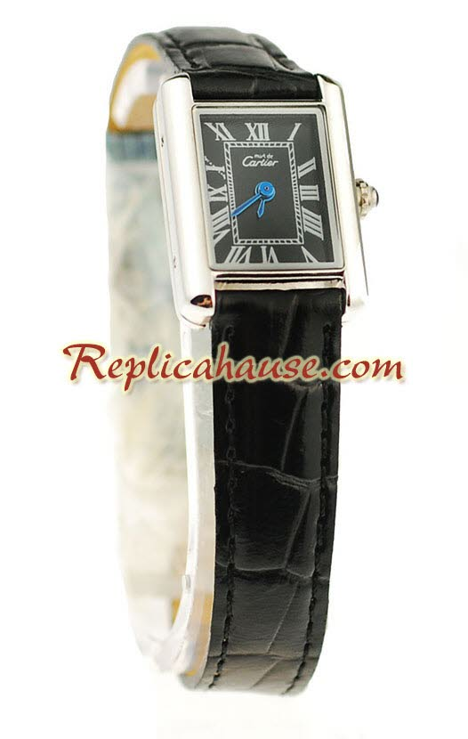 Cartier Tank Ladies Replica Watch 3