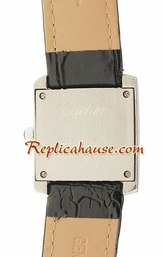 Cartier Tank Ladies Replica Watch 6