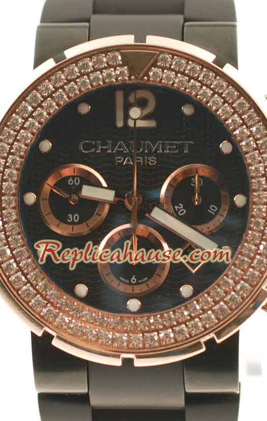 Chaumet Class One Chronograph Swiss Replica Watch 05