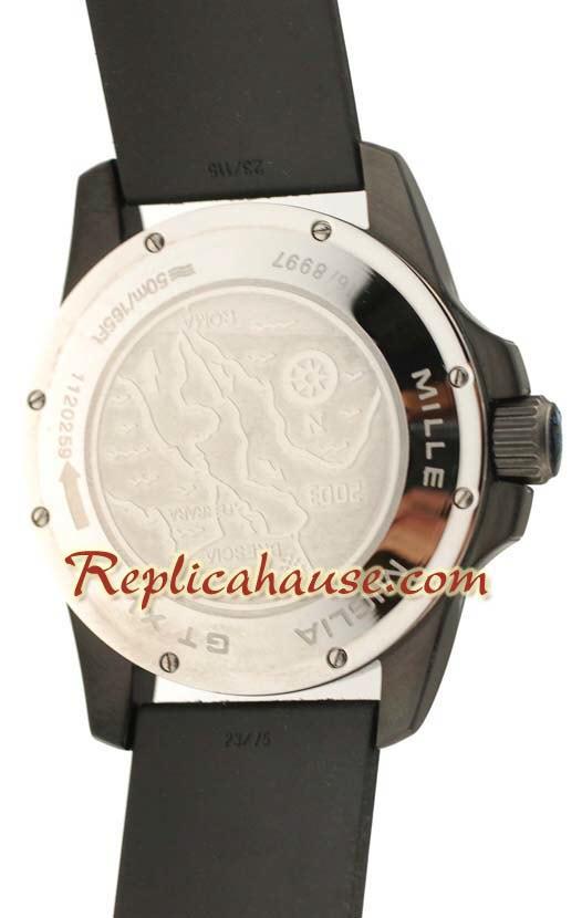 Chopard 1000 Miglia GT XL GMT Replica Watch 01