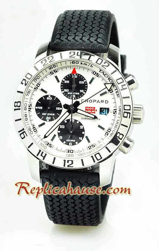 Chopard Millie Miglia XL GMT Swiss Replica Watch 1