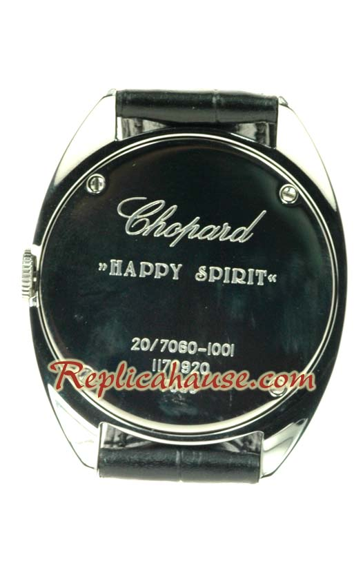 Chopard Happy Spirit Swiss Ladies Watch 01