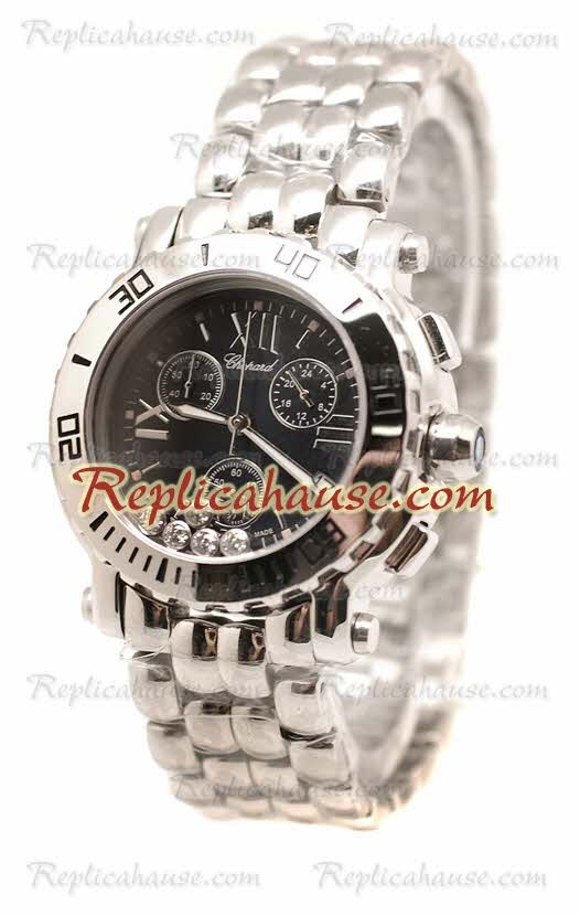 Chopard Happy Sport Ladies Replica Watch 25