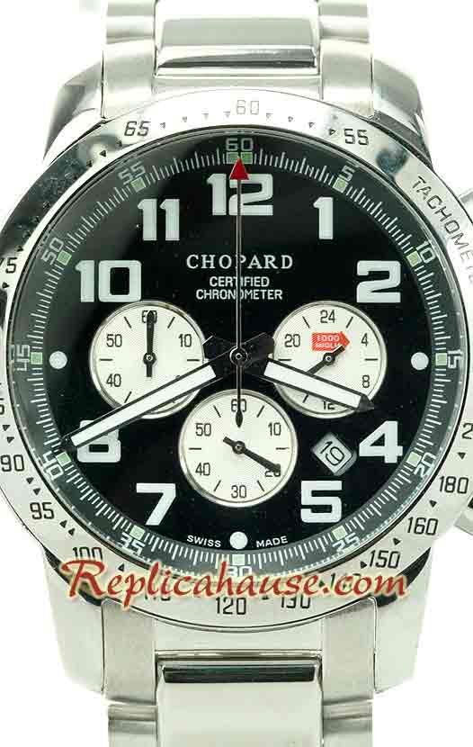 Chopard Mille Miglia GMT Watch- Swiss Watch with Japanese Movement 03