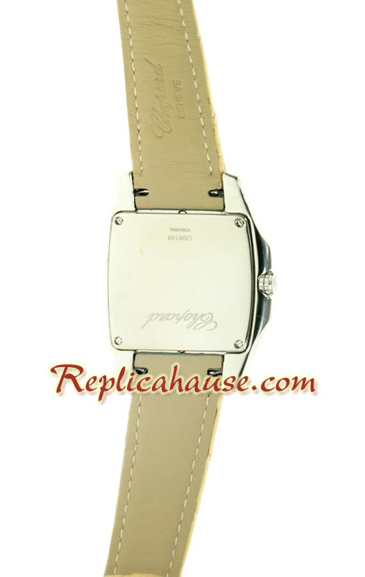 Chopard Two O Ten Ladies Swiss Watch 01