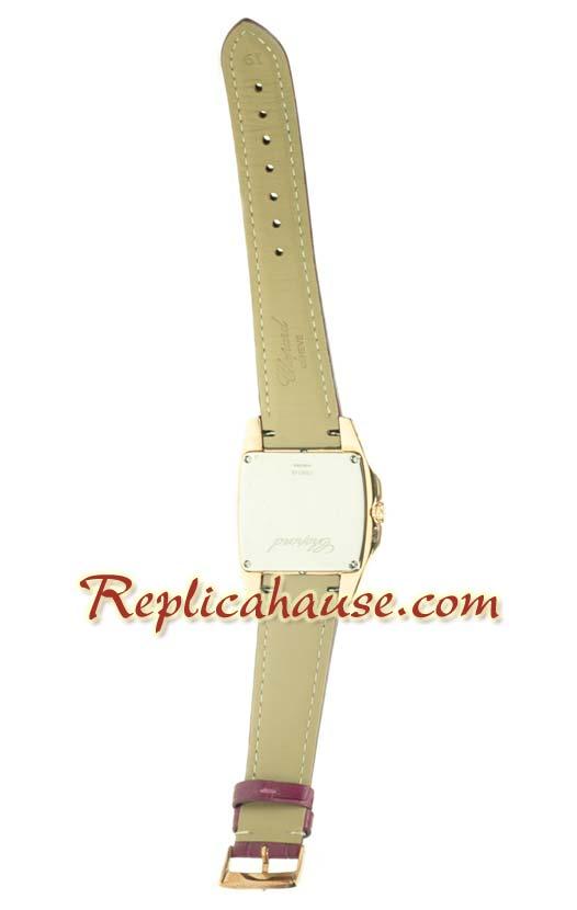 Chopard Two O Ten Ladies Swiss Watch 02