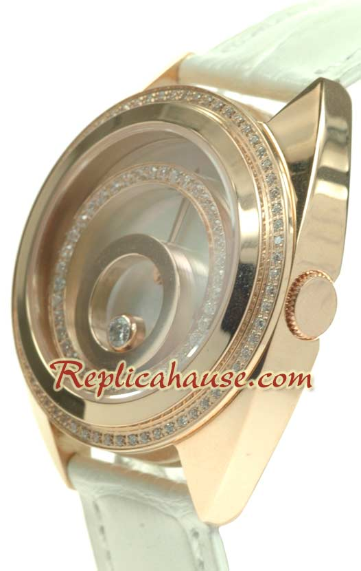 Chopard Happy Spirit Swiss Ladies Watch 02