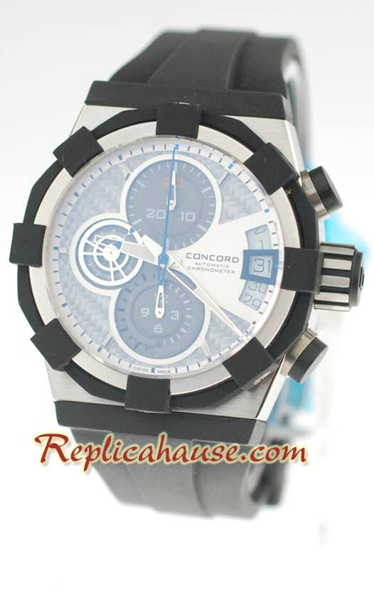 Concord C1 chronograph swiss replica watch 03
