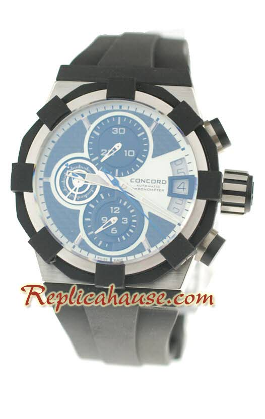 Concord C1 chronograph swiss replica watch 02