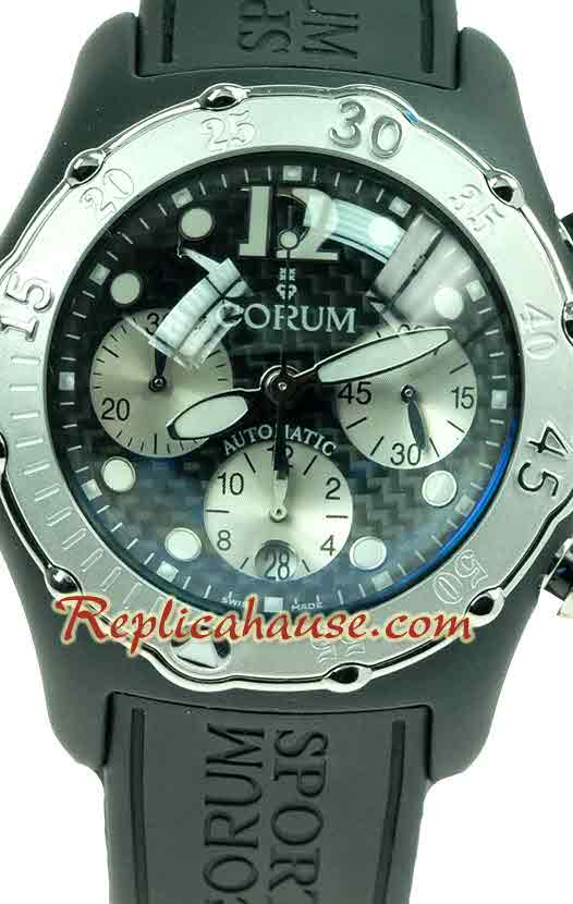 Corum Bubble Chronograph Swiss Replica Watch 1