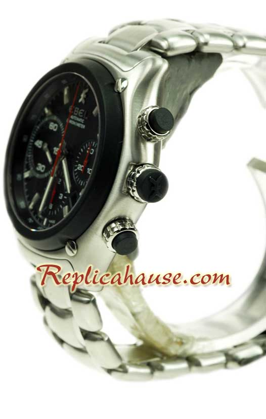 Ebel Swiss 1911 BTR Chronograph Replica Watch 03
