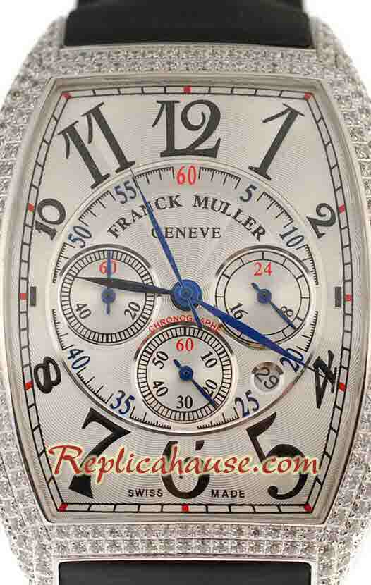 Franck Muller Master of Complications Swiss Replica Watch 03