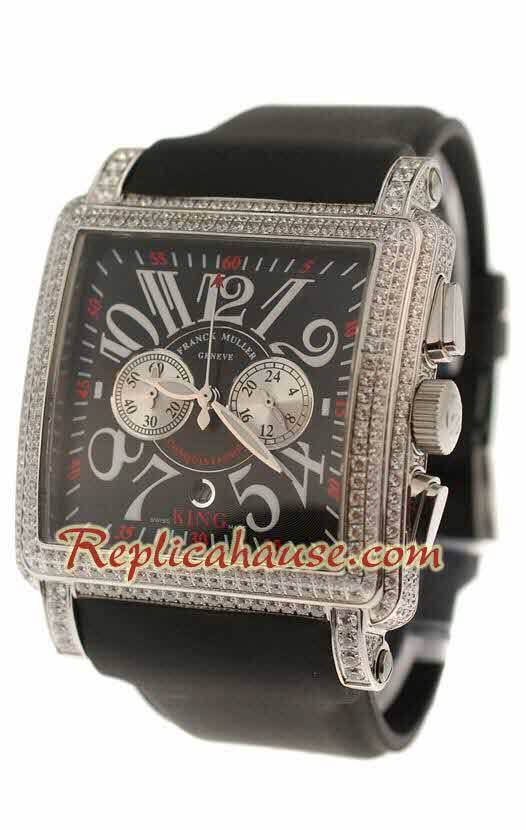 Franck Muller Master of Complications Swiss Replica Watch 04