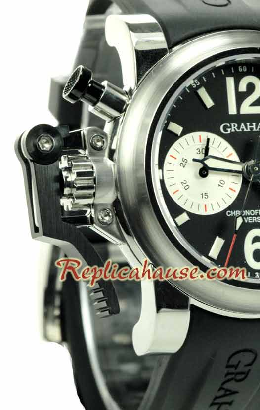 Graham Oversize Chronofighter Swiss Replica Watch 01