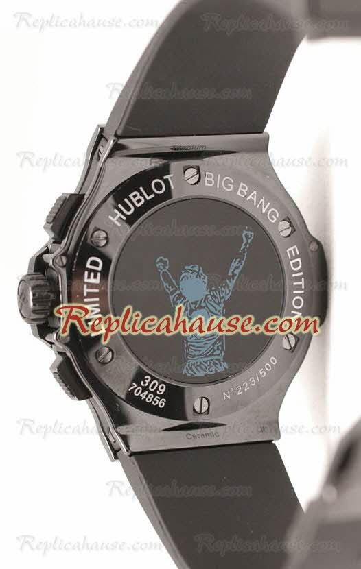 Hublot Big Bang Maradona Swiss Replica Watch 01