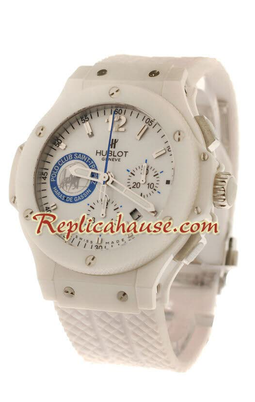 Hublot Big Bang Polo Club Saint-Tropez Swiss Replica Watch 01