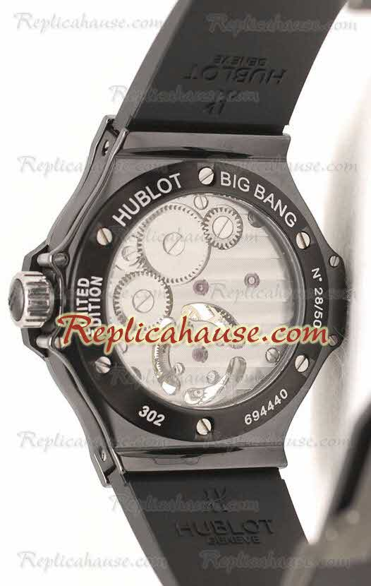 Hublot Big Bang Tourbillon Solo Bang Swiss Replica Watch 02