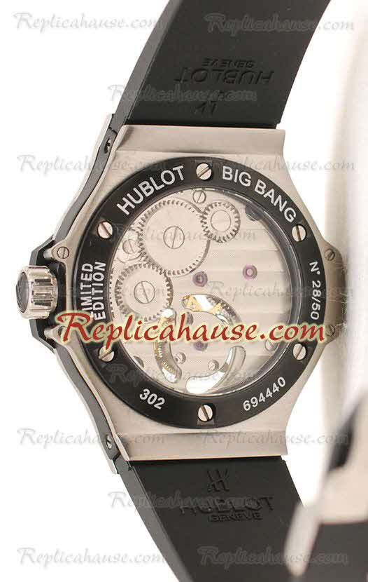 Hublot Big Bang Tourbillon Solo Bang Swiss Replica Watch 05