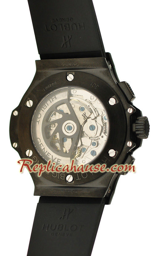 Hublot Big Bang Tourbillon Swiss Replica Watch 01