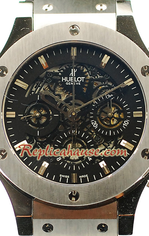 Hublot Big Bang Aero Bang Swiss Replica Watch 08