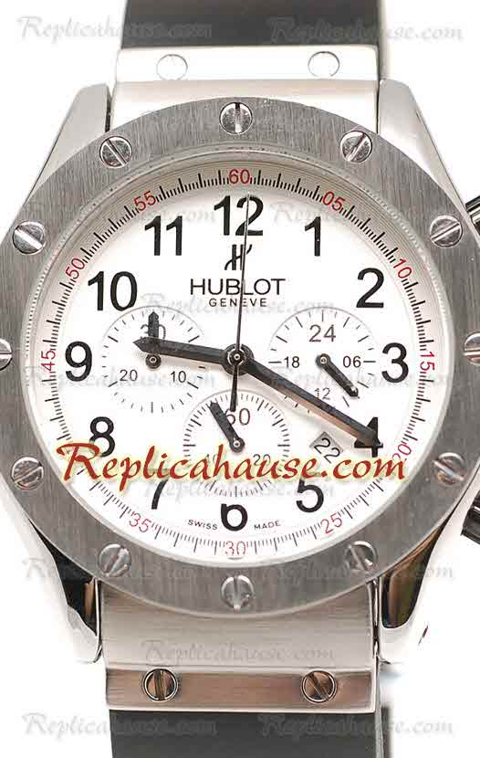 Hublot MDM Chronograph Replica Watch 02