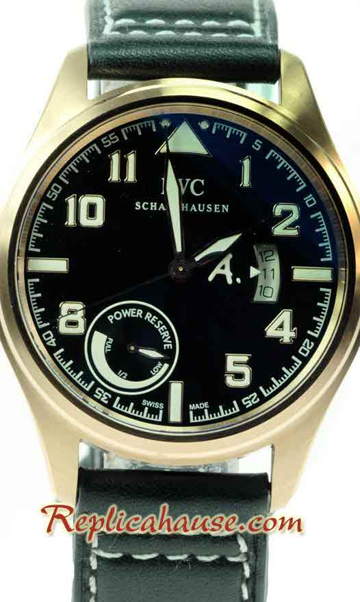 IWC Antoine de Saint Swiss Replica Watch 4