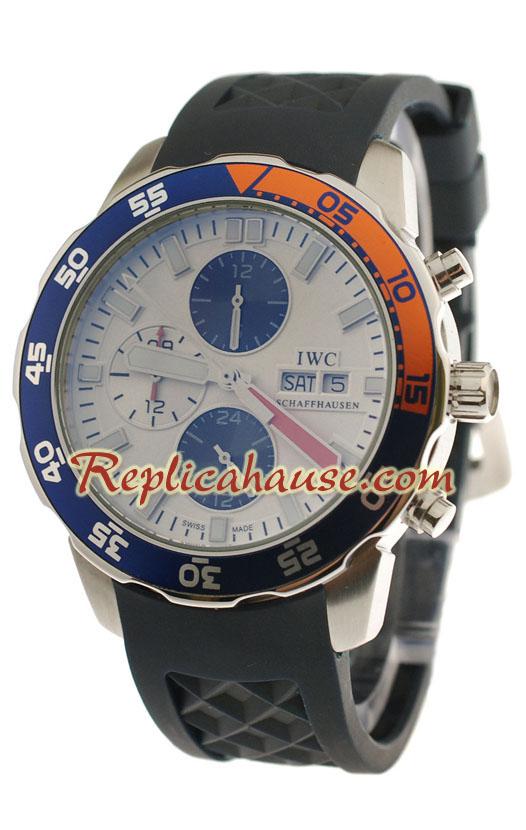 IWC Aquatimer Chronograph Replica Watch 11