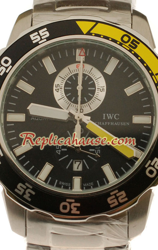 IWC Aquatimer Chronograph Replica Watch 13