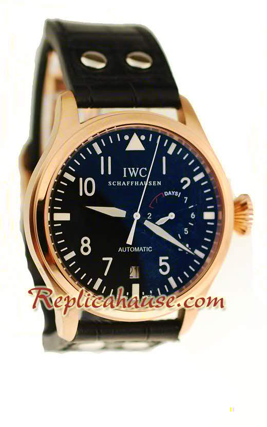 IWC Big Pilot Swiss Replica Watch 1