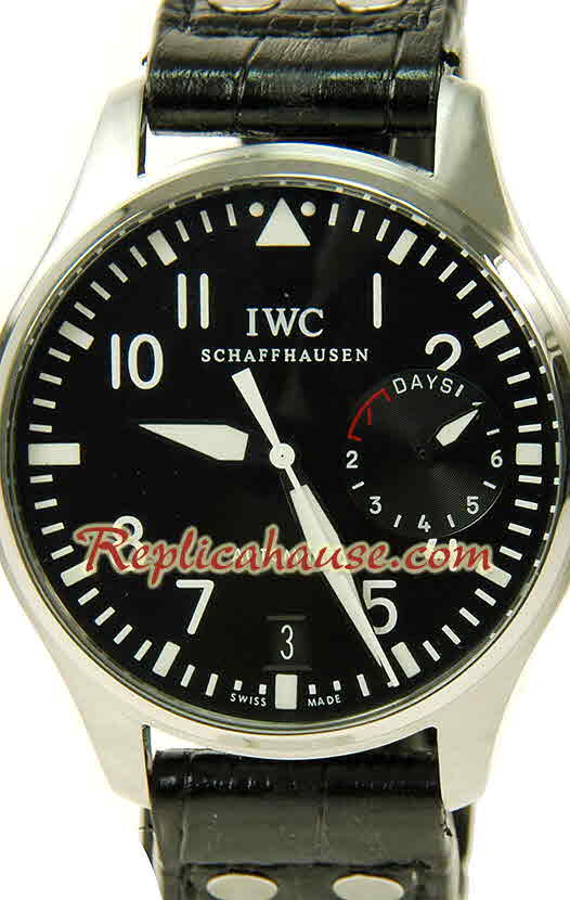 IWC Big Pilot Swiss Replica Watch 18