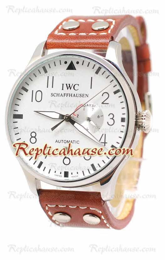 IWC Pilot Antoine de Saint Exupery Replica Watch 01