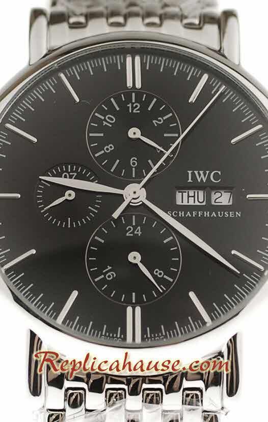 IWC Portofino Replica Watch 01
