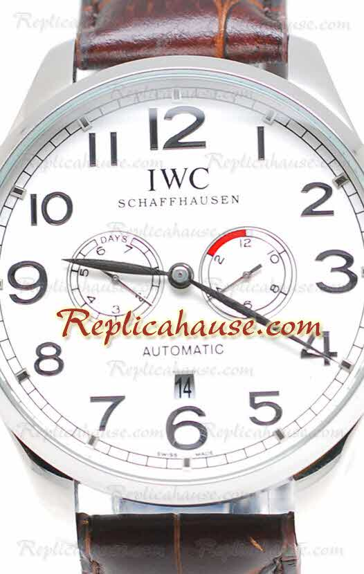 IWC Portugese Automatic Replica Watch 10