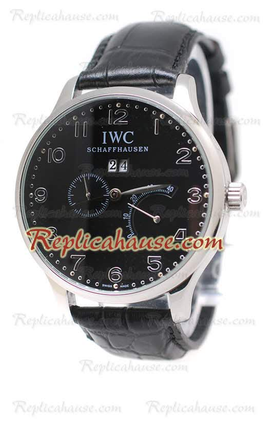 IWC Portuguese Minute Repeater Replica Watch 06