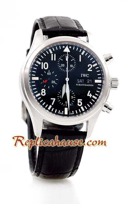 IWC Ingenieur Swiss Replica Watch 8