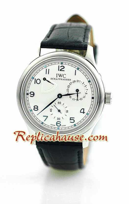 IWC Replica Power Reserve Watch 1