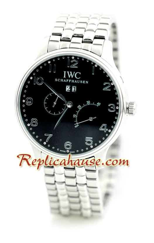 IWC Portuguese Minute Repeater Replica Watch 4